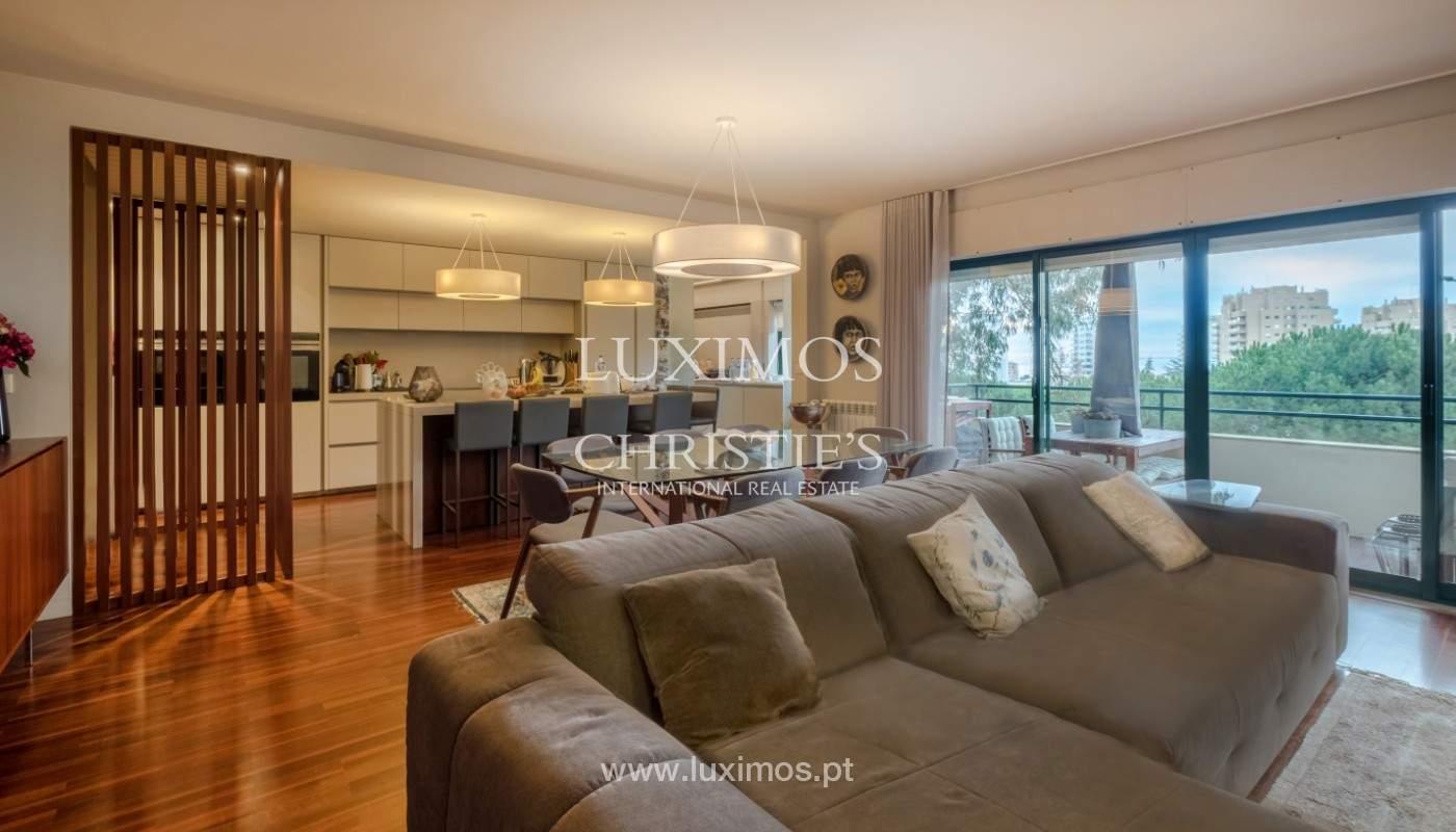 Appartement avec balcon, à vendre, dans le quartier noble de Foz do Douro, Porto, Portugal_155906