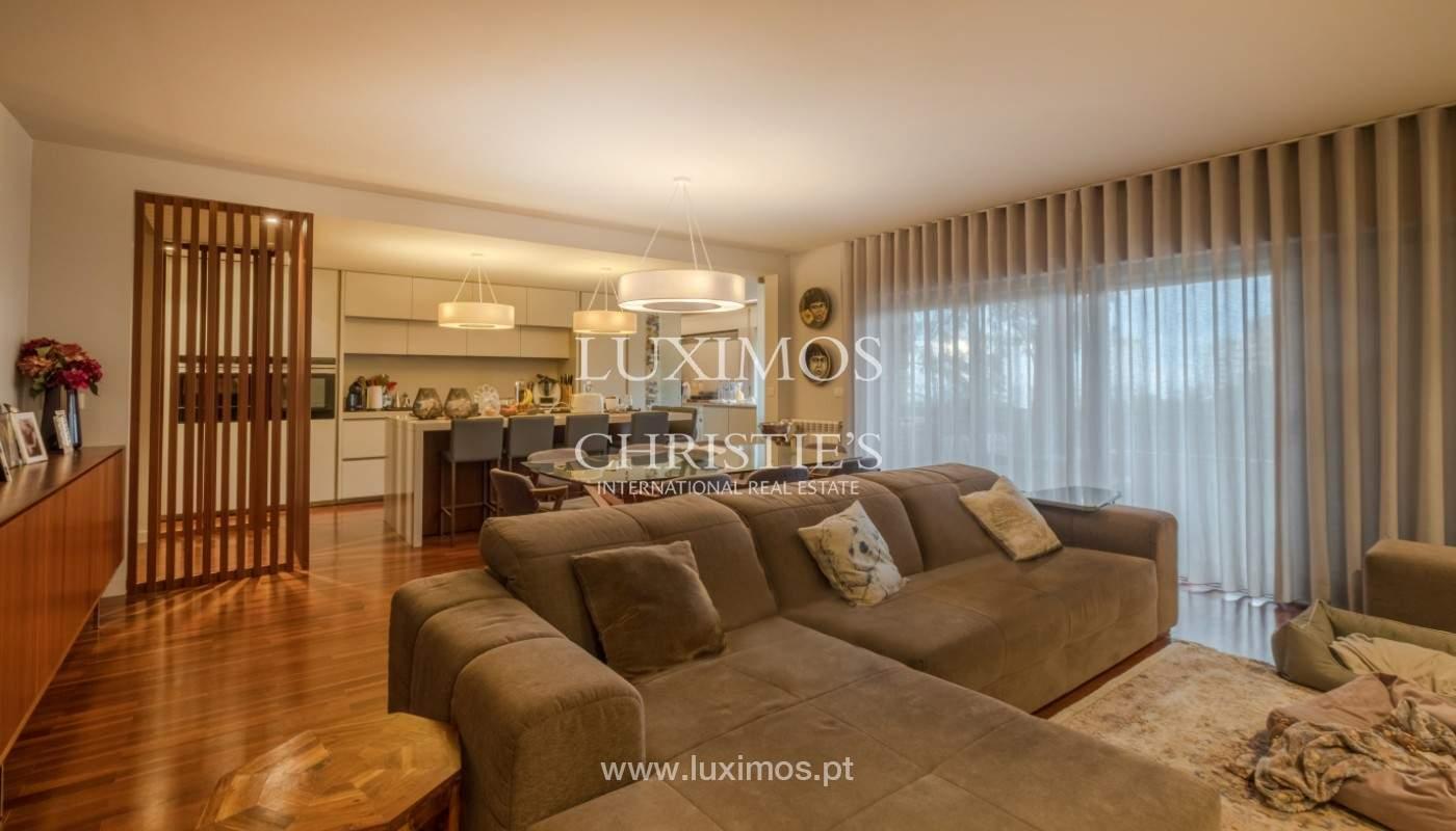 Appartement avec balcon, à vendre, dans le quartier noble de Foz do Douro, Porto, Portugal_155908