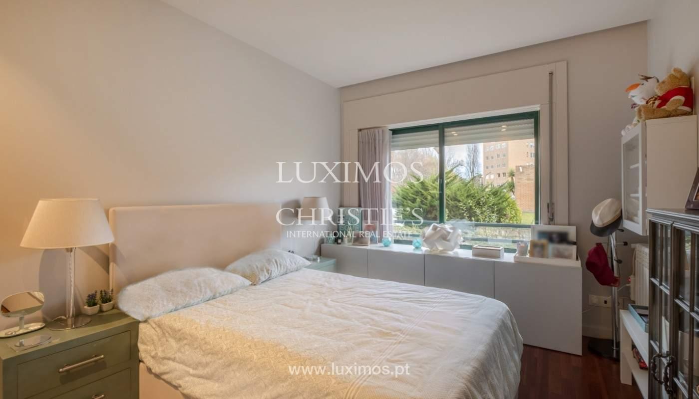 Appartement avec balcon, à vendre, dans le quartier noble de Foz do Douro, Porto, Portugal_155914