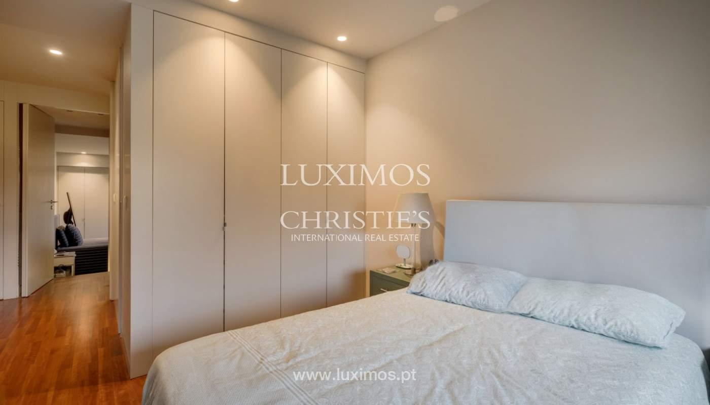 Appartement avec balcon, à vendre, dans le quartier noble de Foz do Douro, Porto, Portugal_155918