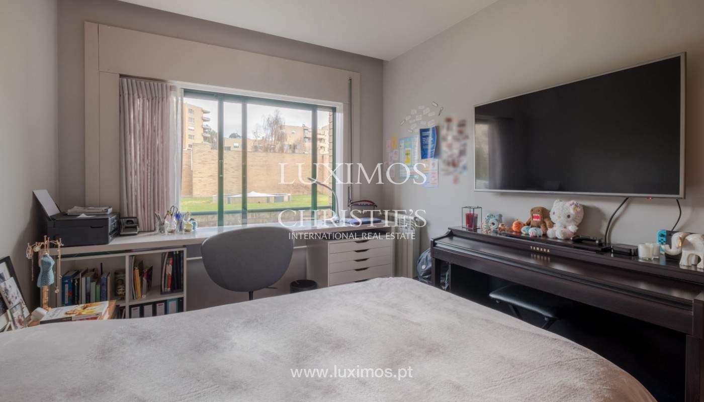 Appartement avec balcon, à vendre, dans le quartier noble de Foz do Douro, Porto, Portugal_155919