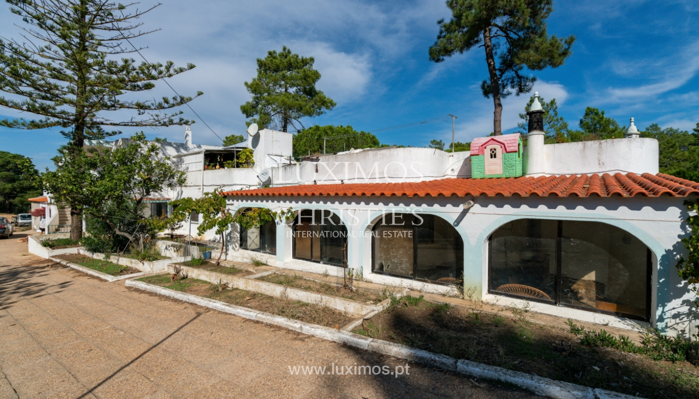 Farm with large plot of land, in the Ria Formosa Natural Park, Faro, Algarve_155939