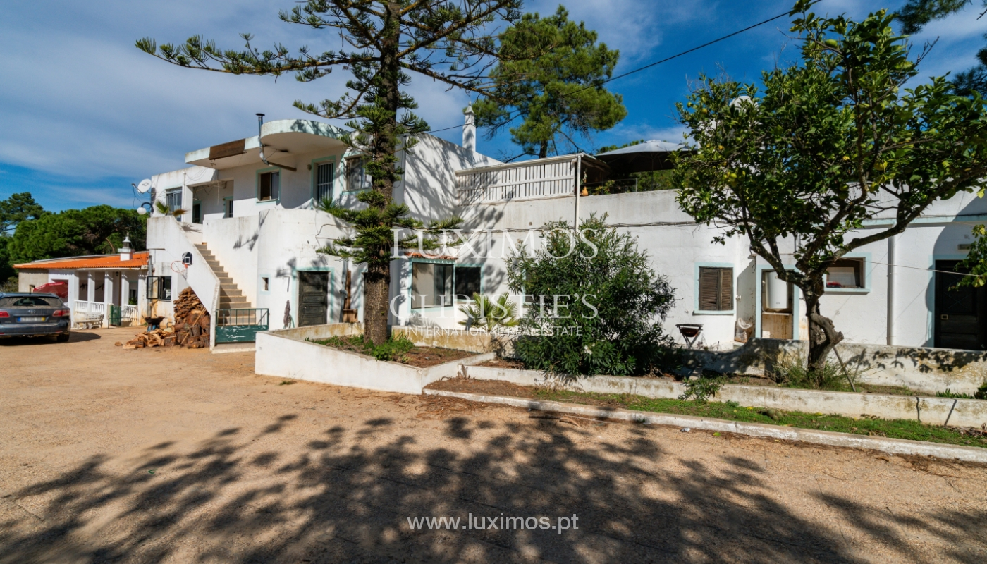 Farm with large plot of land, in the Ria Formosa Natural Park, Faro, Algarve_155940