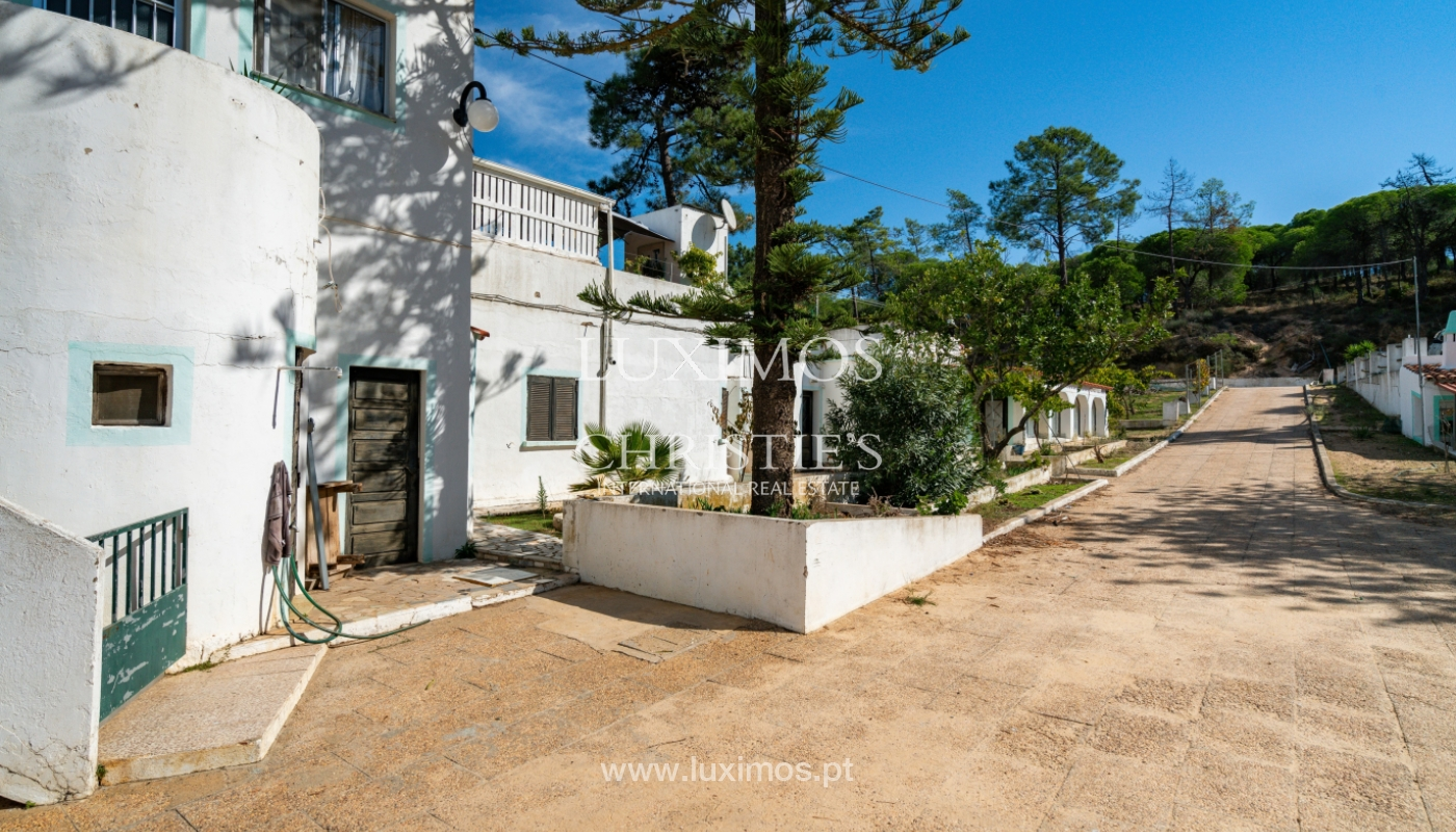 Farm with large plot of land, in the Ria Formosa Natural Park, Faro, Algarve_155942