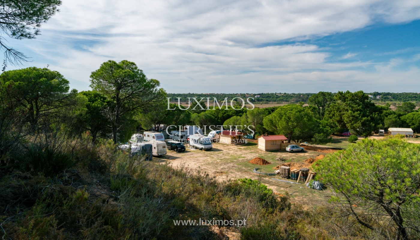 Farm with large plot of land, in the Ria Formosa Natural Park, Faro, Algarve_155974