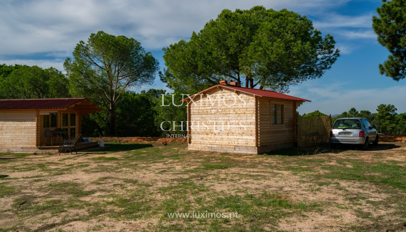 Farm with large plot of land, in the Ria Formosa Natural Park, Faro, Algarve_155981