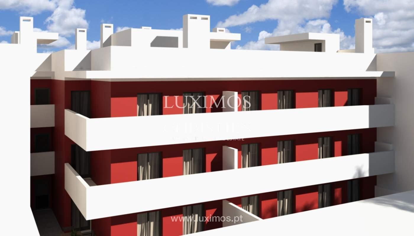 Appartement moderne de 2 chambres, en construction, Tavira, Algarve_155988