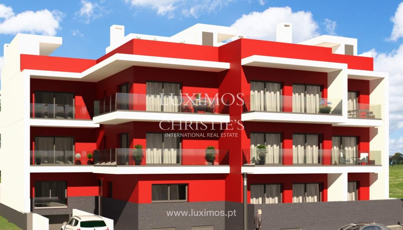 Appartement moderne de 2 chambres, en construction, Tavira, Algarve_155989