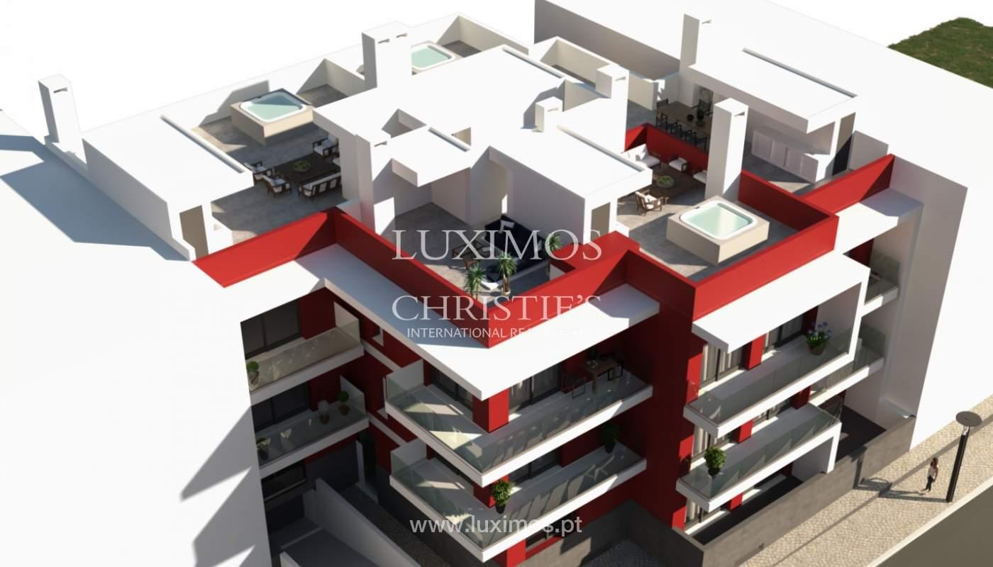 Appartement moderne de 2 chambres, en construction, Tavira, Algarve_155990