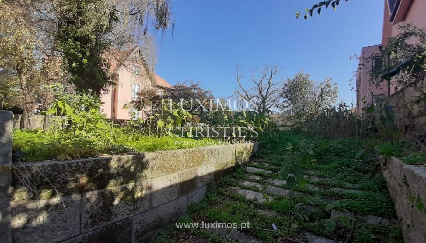 Baugrundstück, zu verkaufen, neben dem Botanischen Garten, Porto, Portugal_156146