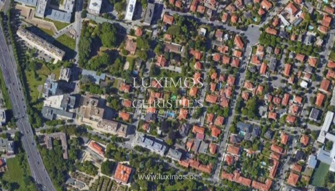 Baugrundstück, zu verkaufen, neben dem Botanischen Garten, Porto, Portugal_156148