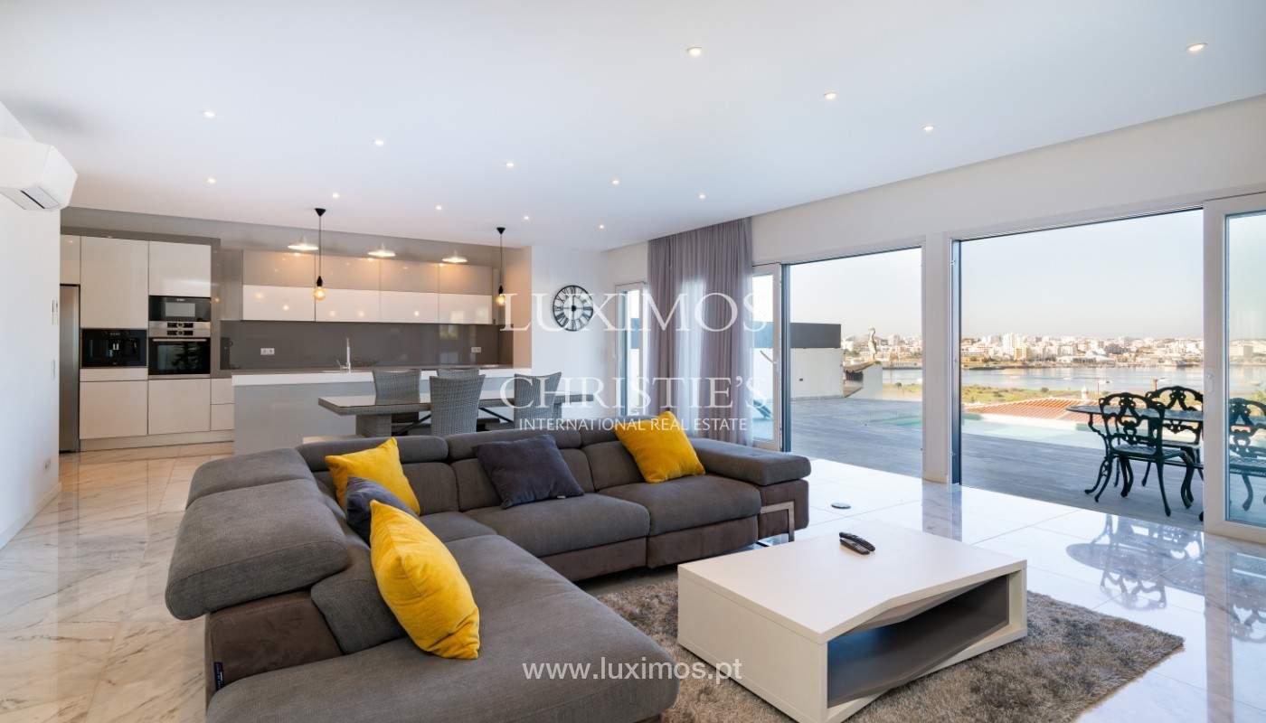 V4 Villa, mit Blick auf den Fluss und das Meer, Ferragudo, Algarve_156149