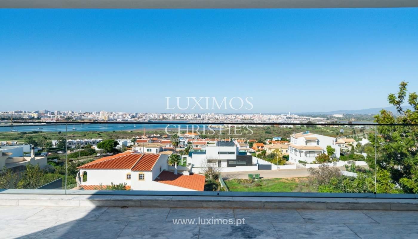 V4 Villa, mit Blick auf den Fluss und das Meer, Ferragudo, Algarve_156170