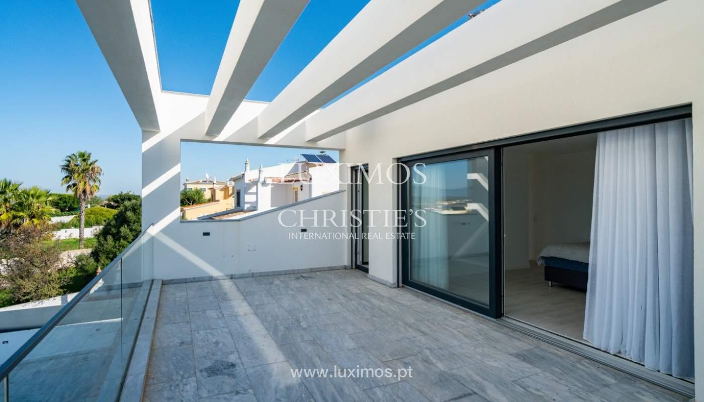 V4 Villa, mit Blick auf den Fluss und das Meer, Ferragudo, Algarve_156177