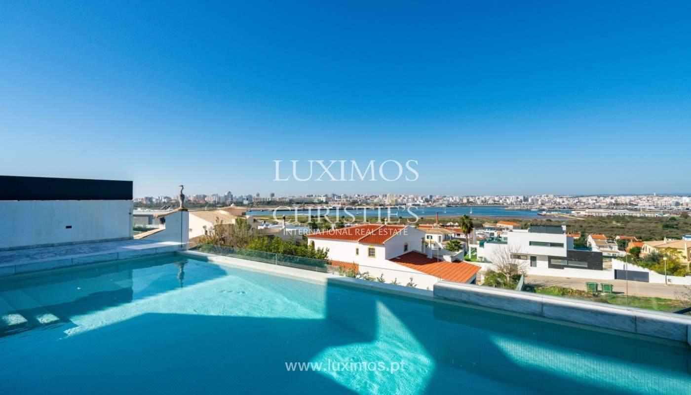 V4 Villa, mit Blick auf den Fluss und das Meer, Ferragudo, Algarve_156187