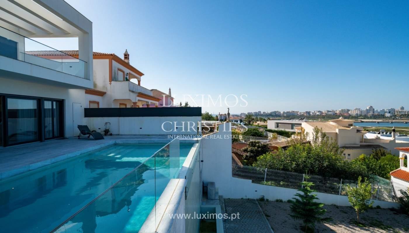 V4 Villa, mit Blick auf den Fluss und das Meer, Ferragudo, Algarve_156188
