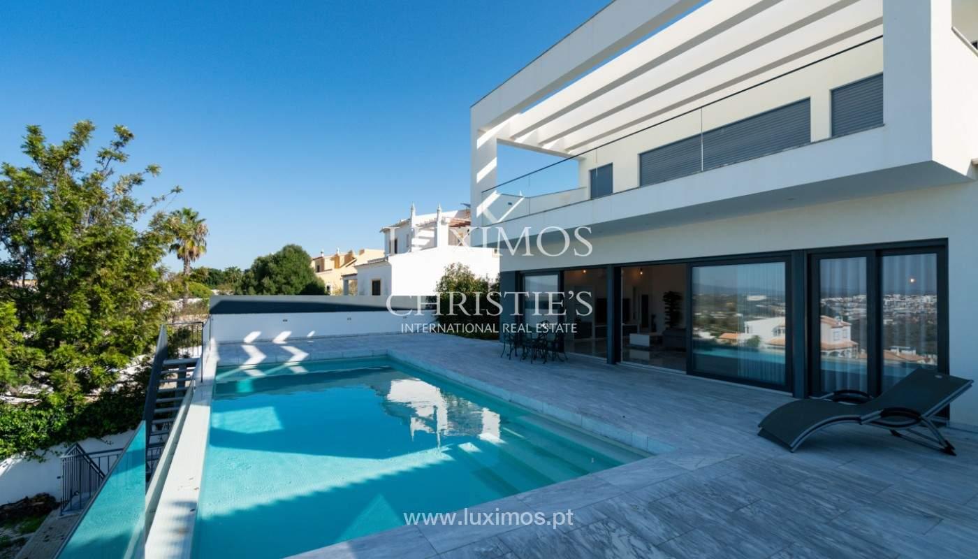 V4 Villa, mit Blick auf den Fluss und das Meer, Ferragudo, Algarve_156191