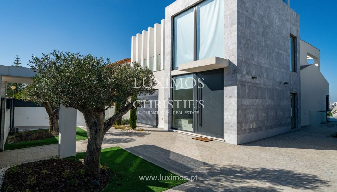 V4 Villa, mit Blick auf den Fluss und das Meer, Ferragudo, Algarve_156193
