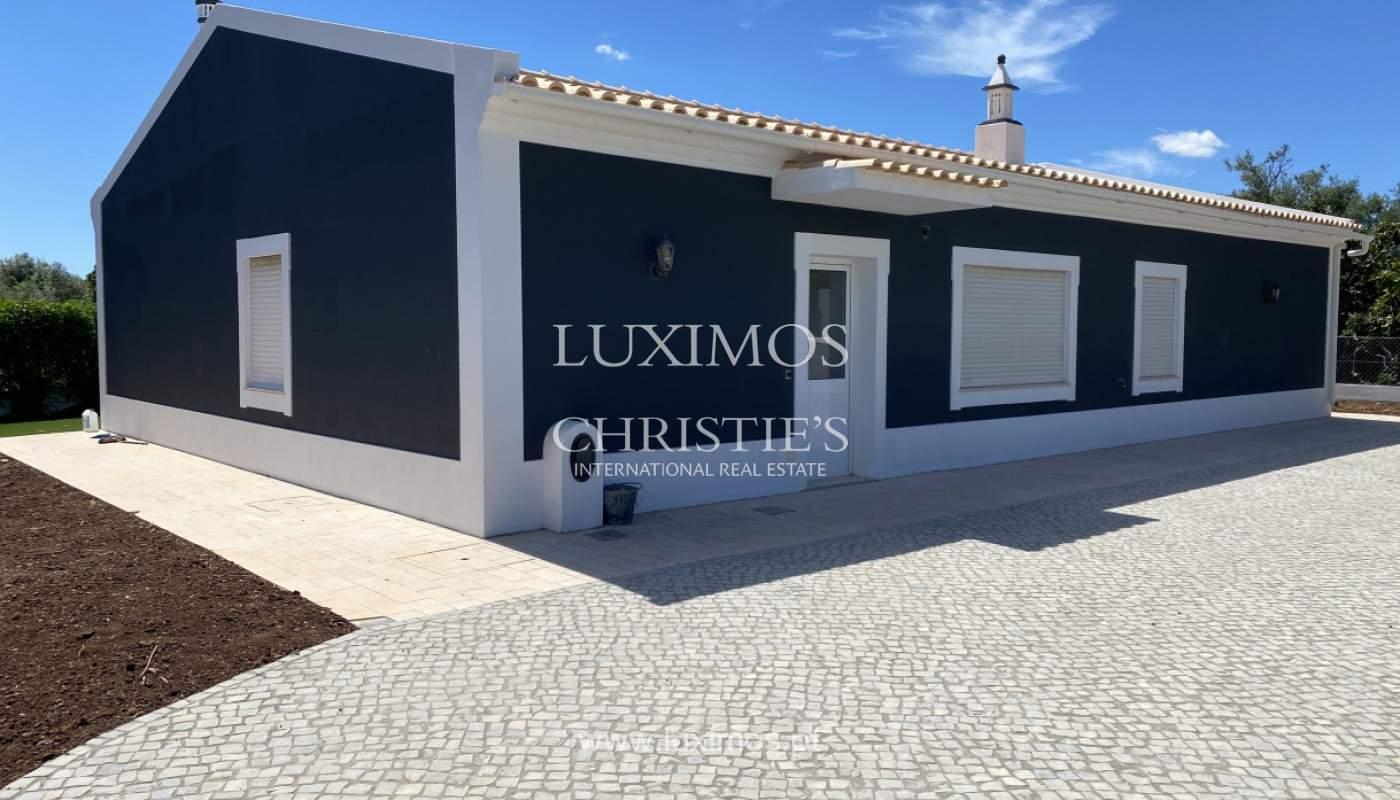 Casa con piscina, en venta, Santa Barbara de Nexe, Algarve_156222
