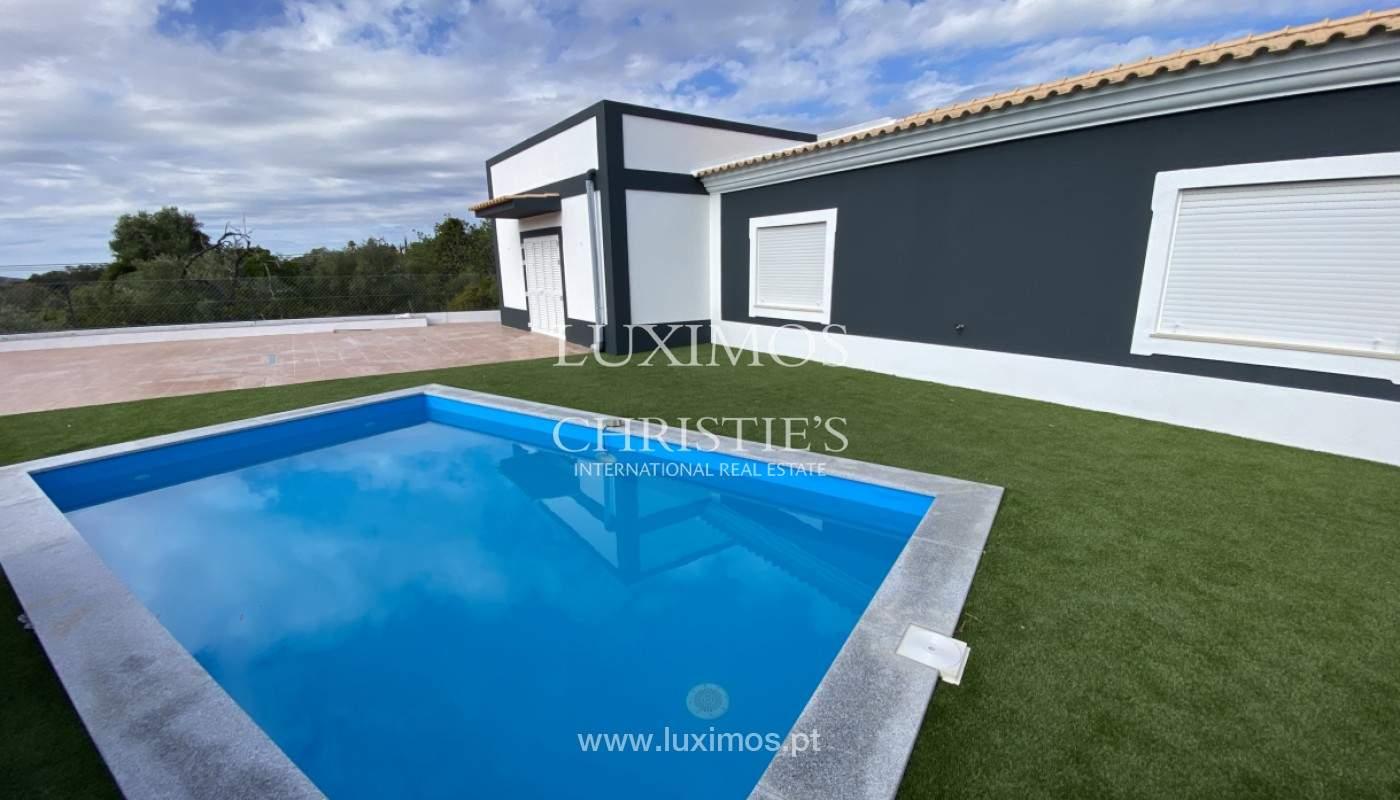 Casa con piscina, en venta, Santa Barbara de Nexe, Algarve_156223