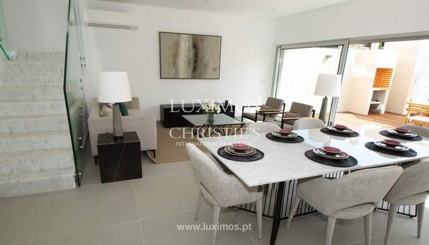 3-Betten-Villa, in privater Eigentumswohnung, zu verkaufen, Ferragudo, Algarve_156260