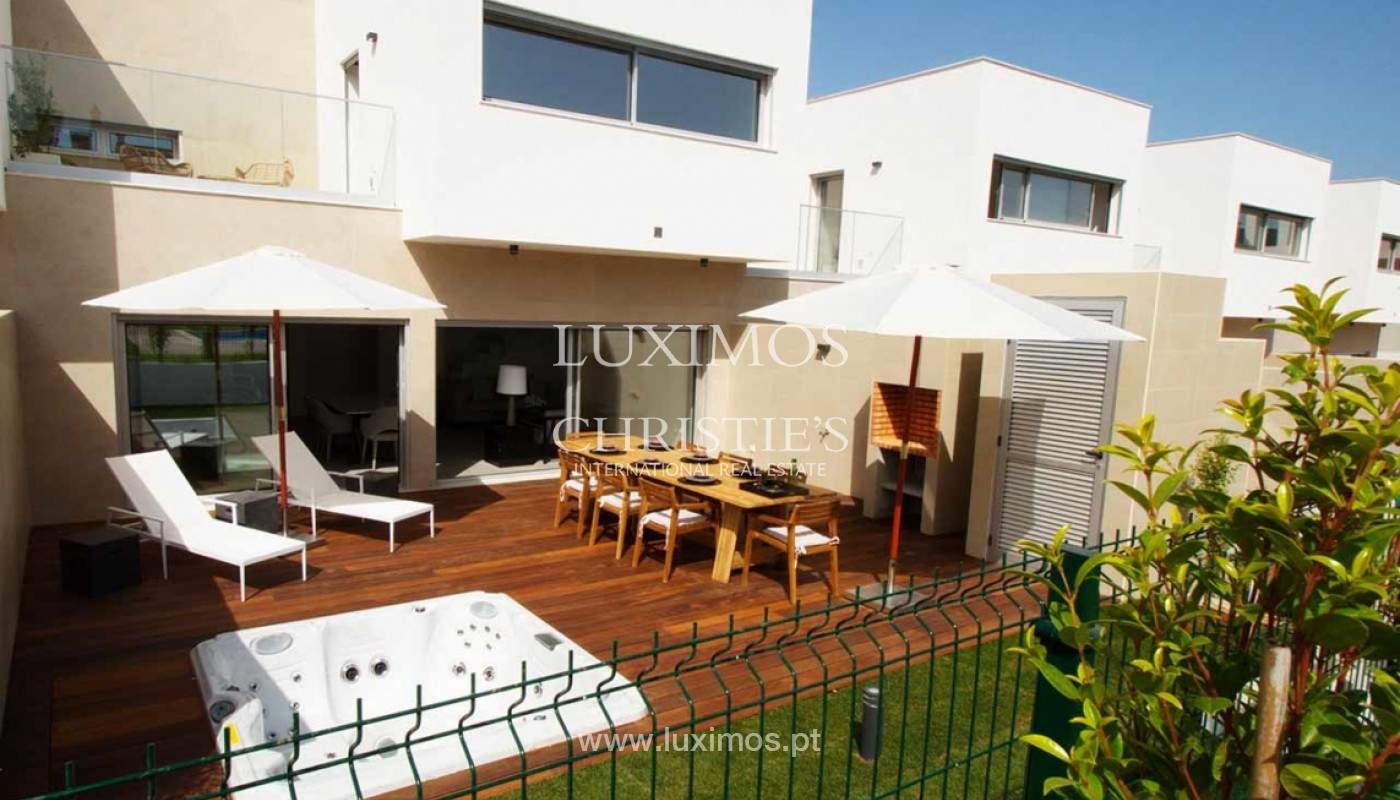 3-Betten-Villa, in privater Eigentumswohnung, zu verkaufen, Ferragudo, Algarve_156269