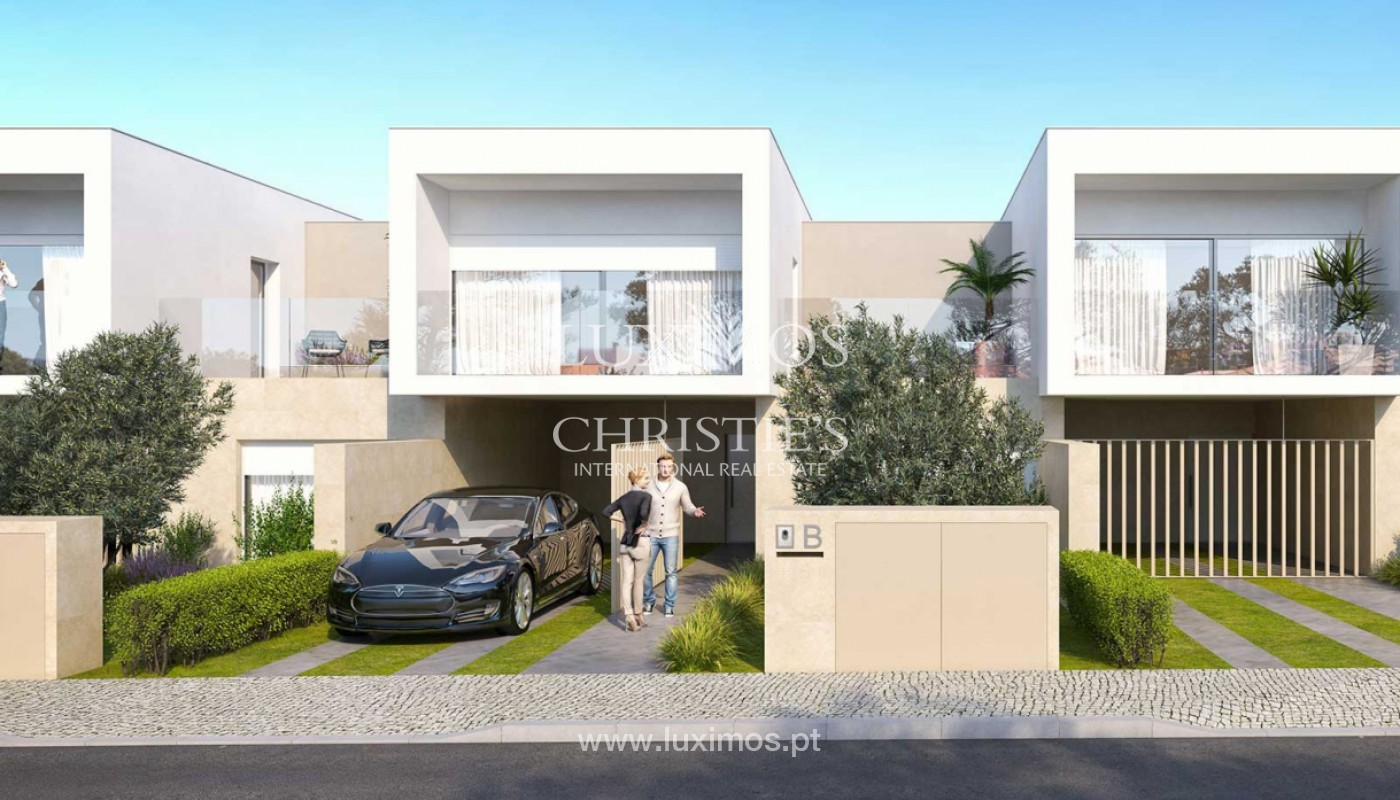 3-Betten-Villa, in privater Eigentumswohnung, zu verkaufen, Ferragudo, Algarve_156270