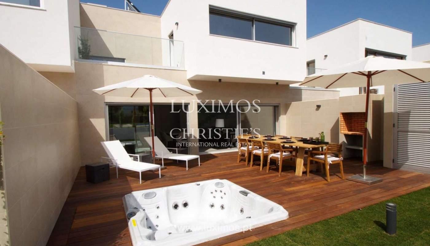 3-Betten-Villa, in privater Eigentumswohnung, zu verkaufen, Ferragudo, Algarve_156305