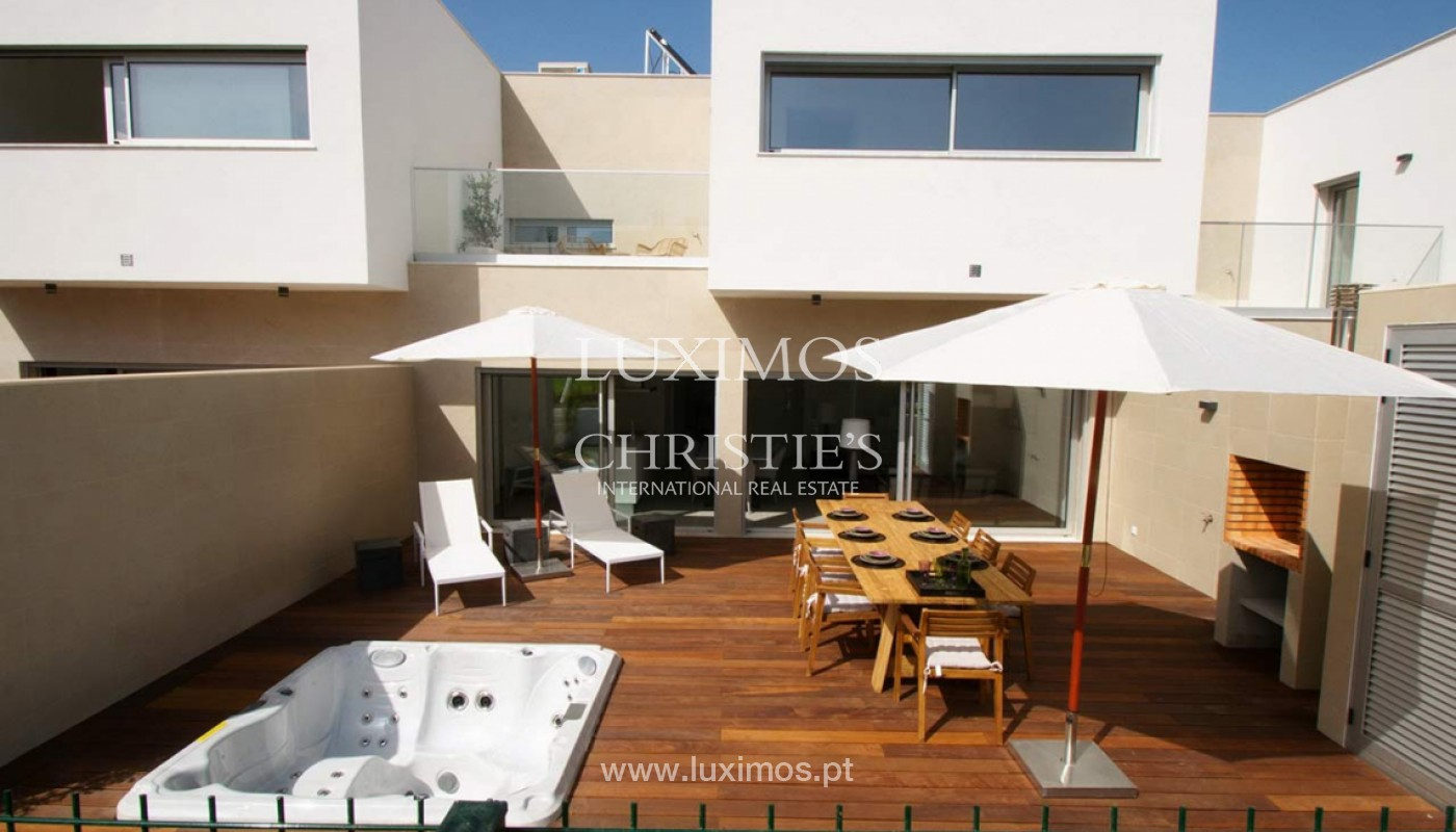 3-Betten-Villa, in privater Eigentumswohnung, zu verkaufen, Ferragudo, Algarve_156307