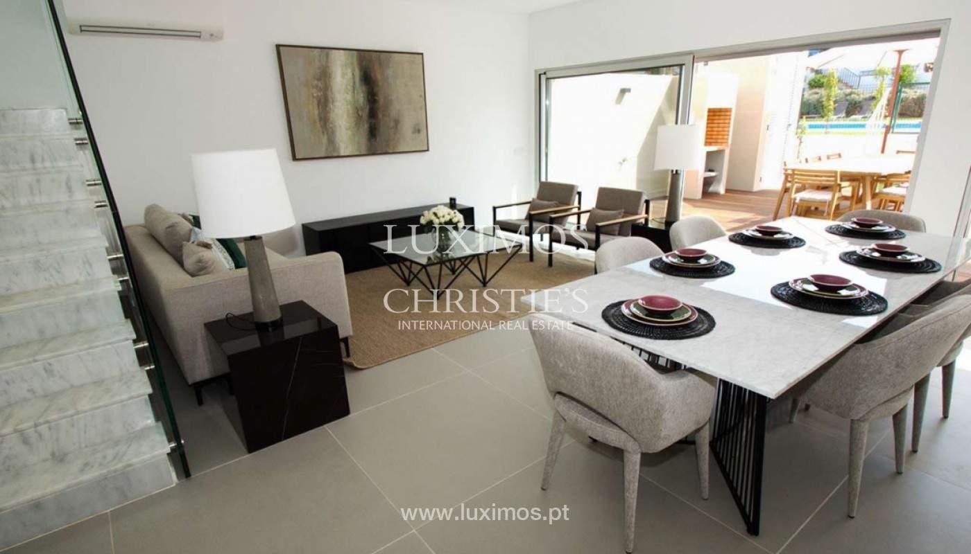Villa with 3 Bedrooms, in private condominium, for sale, Ferragudo, Algarve_156346