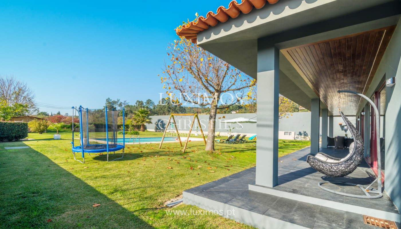 House with pool and garden, for sale, Barcelos, Portugal_156520