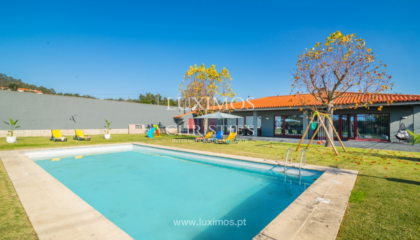 House with pool and garden, for sale, Barcelos, Portugal_156523