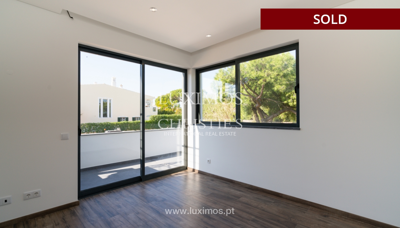 Modern villa, with swimming pool and sea view, Vale do Lobo, Algarve_156642