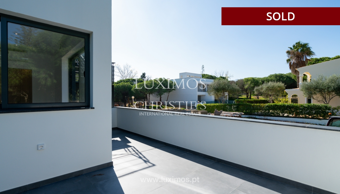 Modern villa, with swimming pool and sea view, Vale do Lobo, Algarve_156650