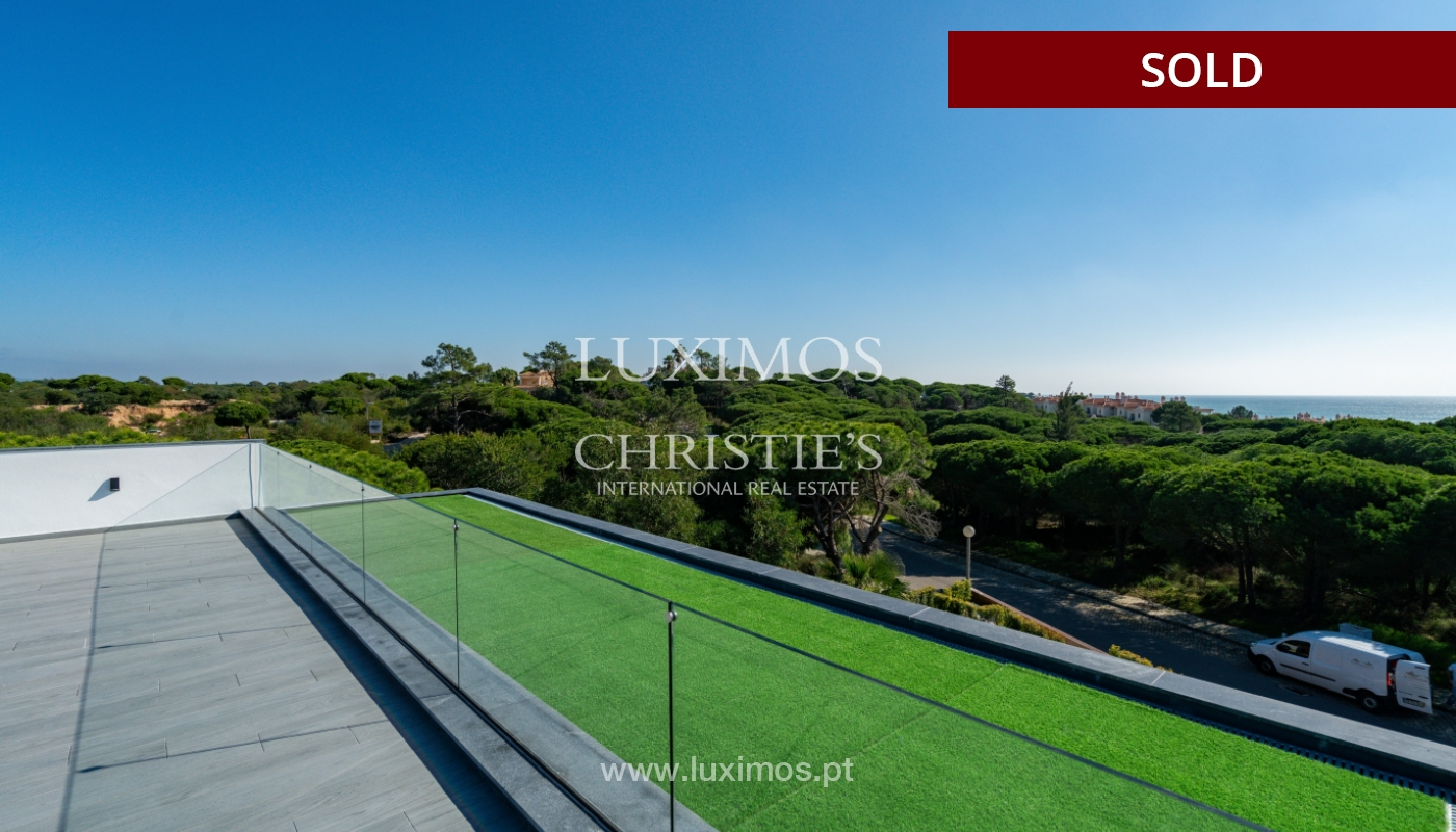 Modern villa, with swimming pool and sea view, Vale do Lobo, Algarve_156678