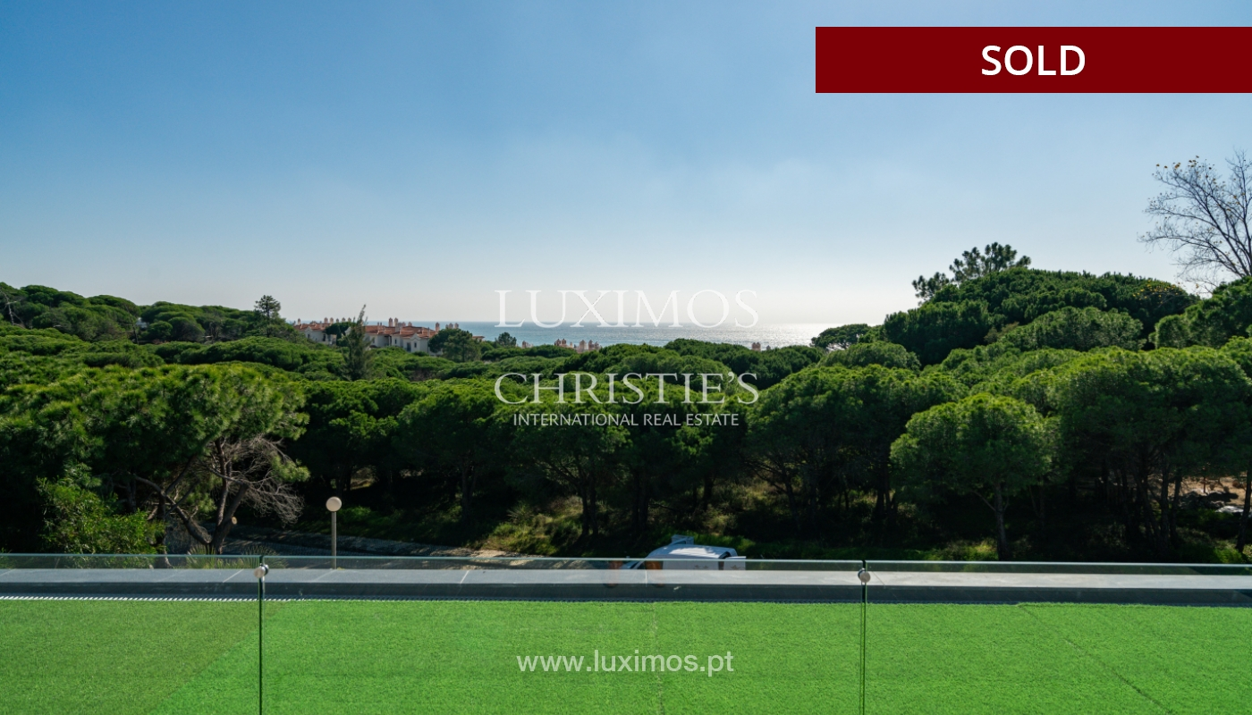 Modern villa, with swimming pool and sea view, Vale do Lobo, Algarve_156679