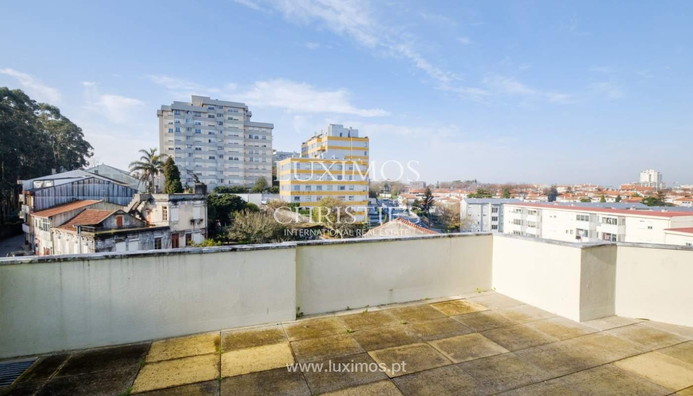 Penthouse com terraço, para venda, nas Antas_156811