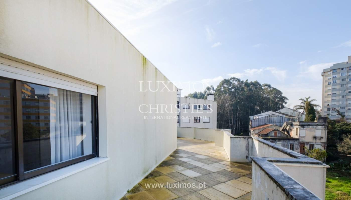Penthouse com terraço, para venda, nas Antas_156813