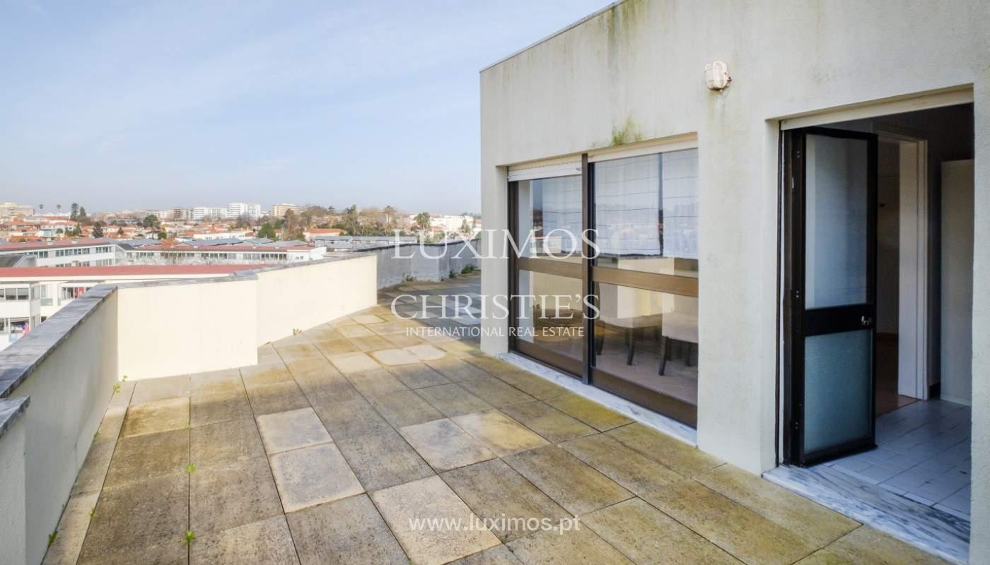 Penthouse com terraço, para venda, nas Antas_156814