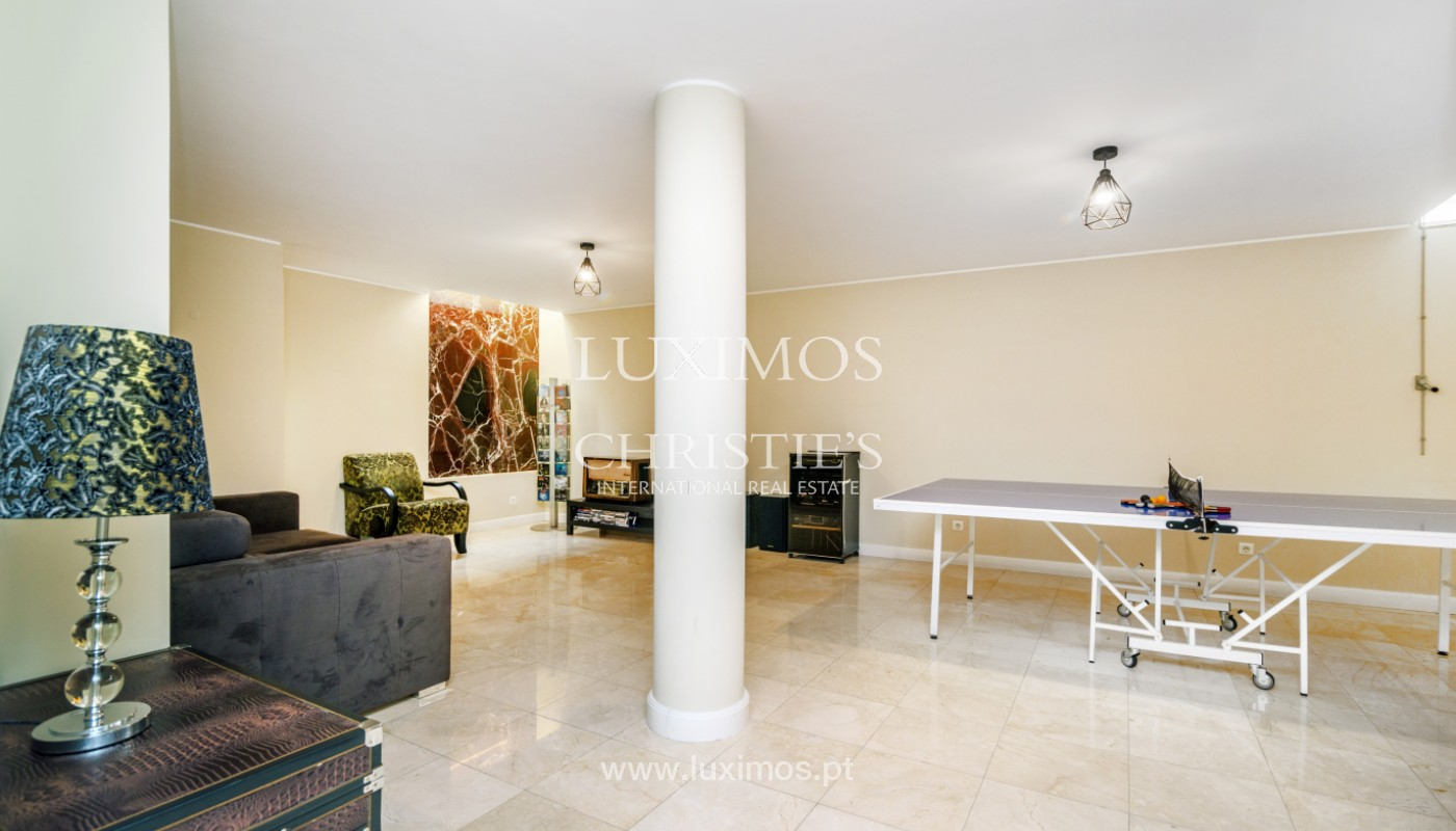 Villa with garden and pool, for sale, in Valbom, Porto, Portugal_156848