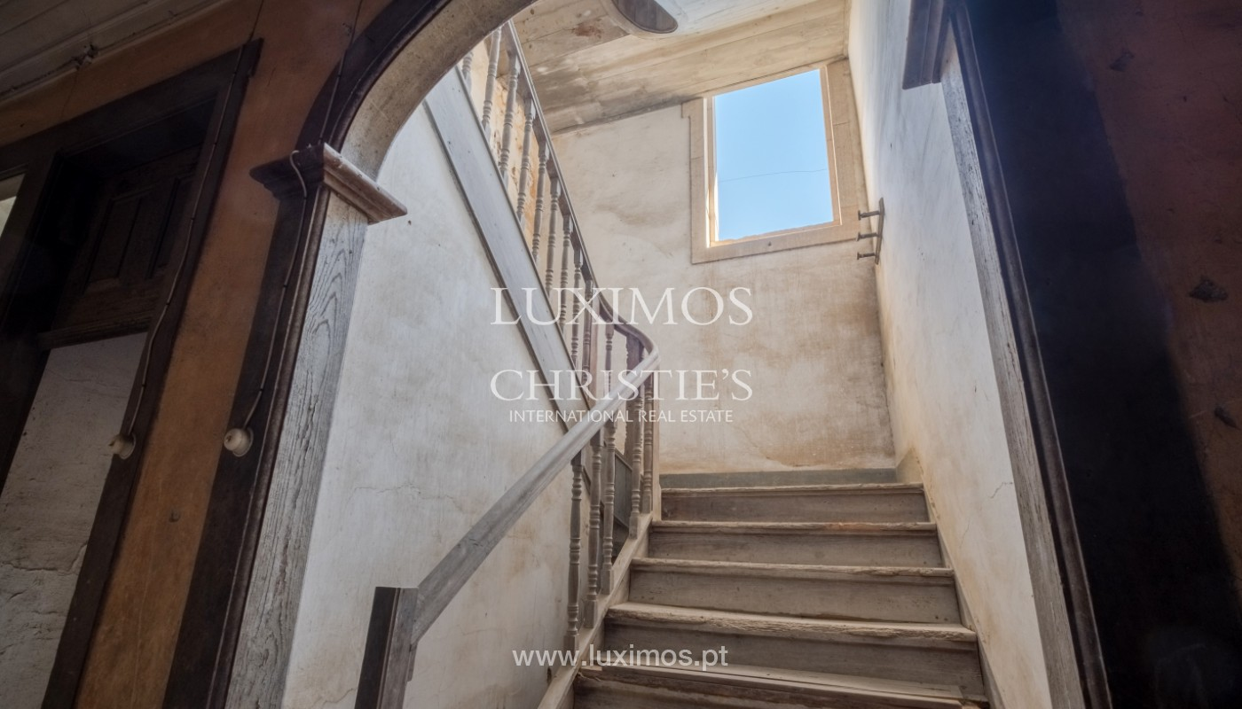 19th Century Palace sale to refurbish, Douro Valley, Lamego, Portugal_156922