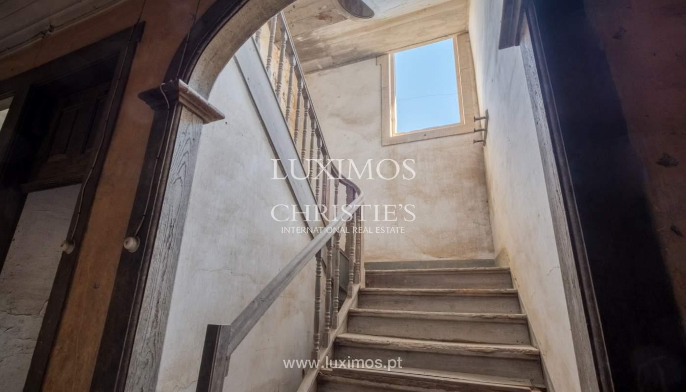 Venta de un palacio del siglo XIX para rehabilitar, Valle del Duero, Lamego, Portugal_156922