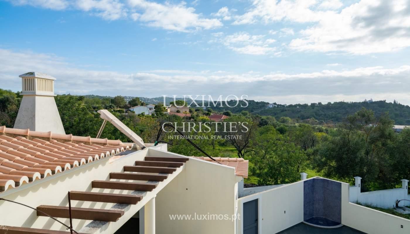 Villa with mountain and sea view, Boliqueime, Algarve_156975