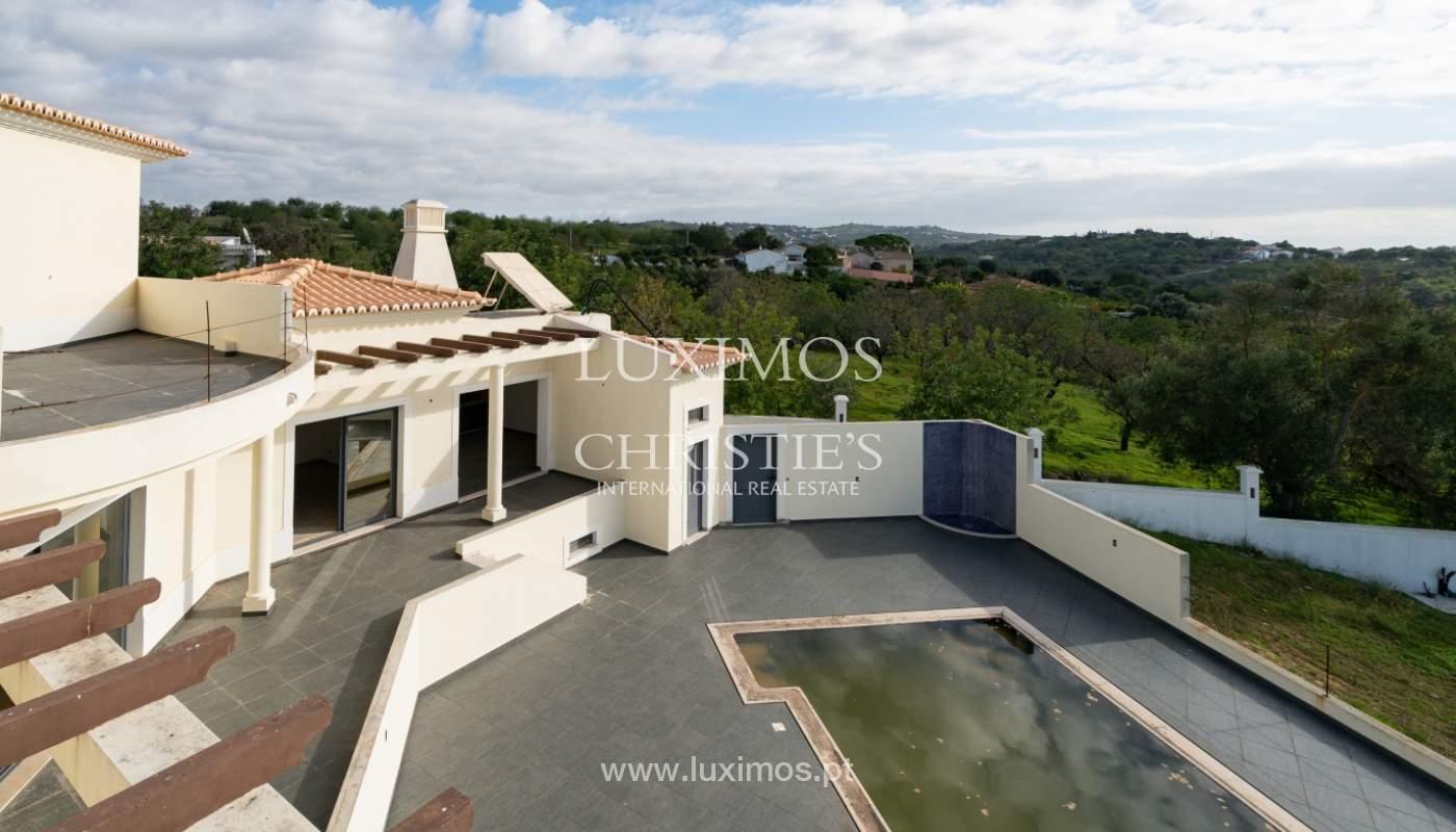 Villa with mountain and sea view, Boliqueime, Algarve_156991