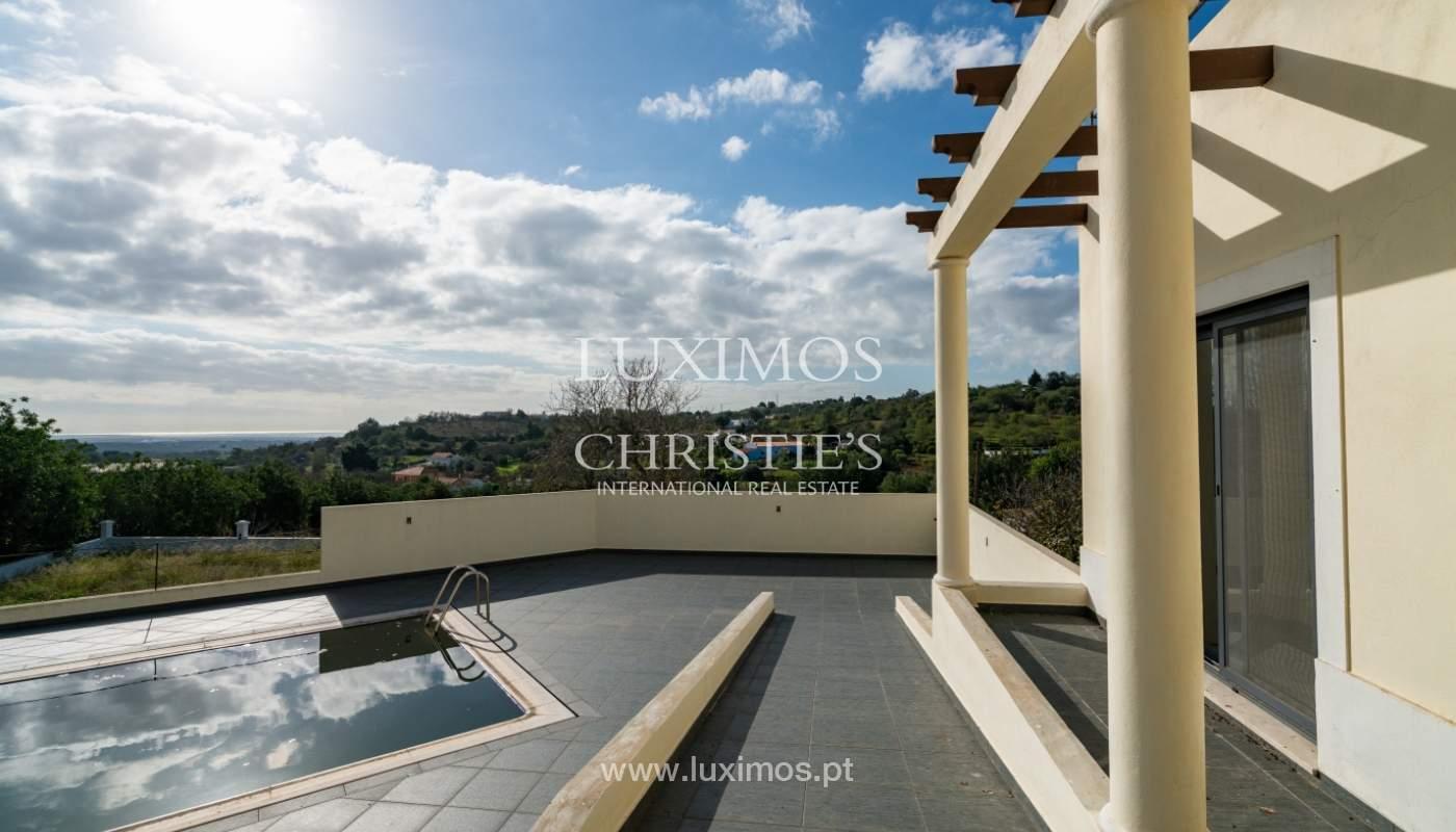 Villa with mountain and sea view, Boliqueime, Algarve_157003