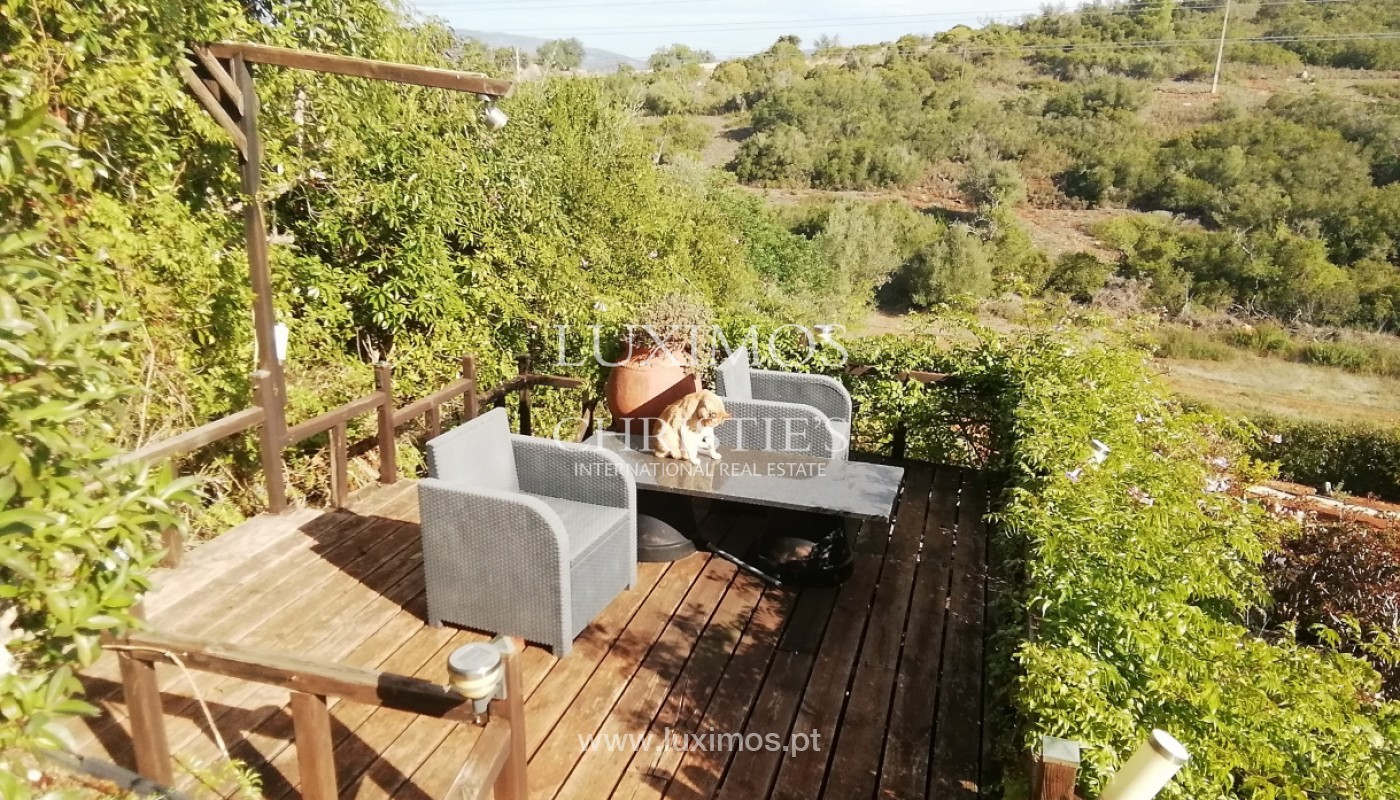 Villa with swimming pool and mountains views, near Alvor, Algarve_157198