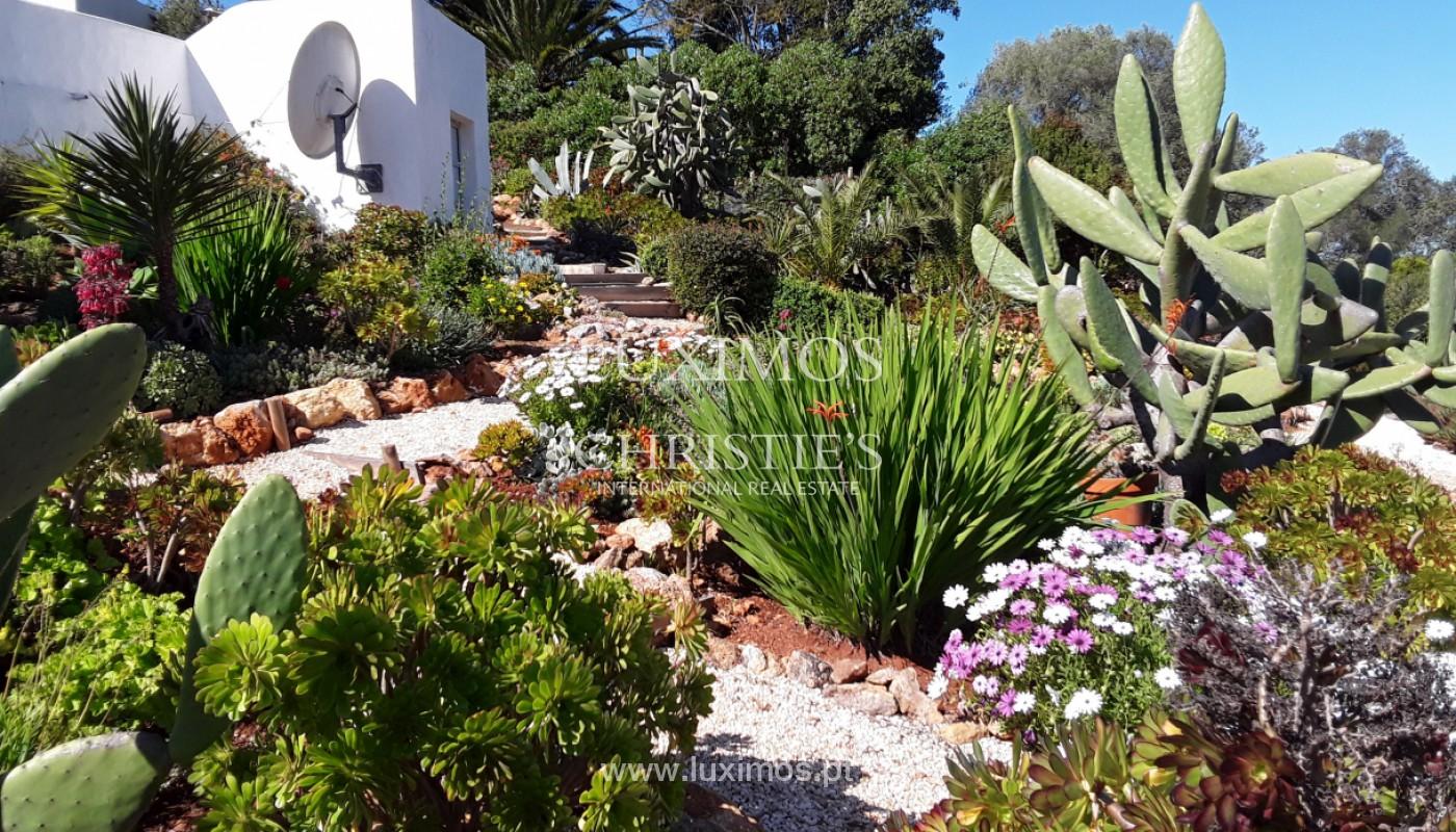Villa with swimming pool and mountains views, near Alvor, Algarve_157200