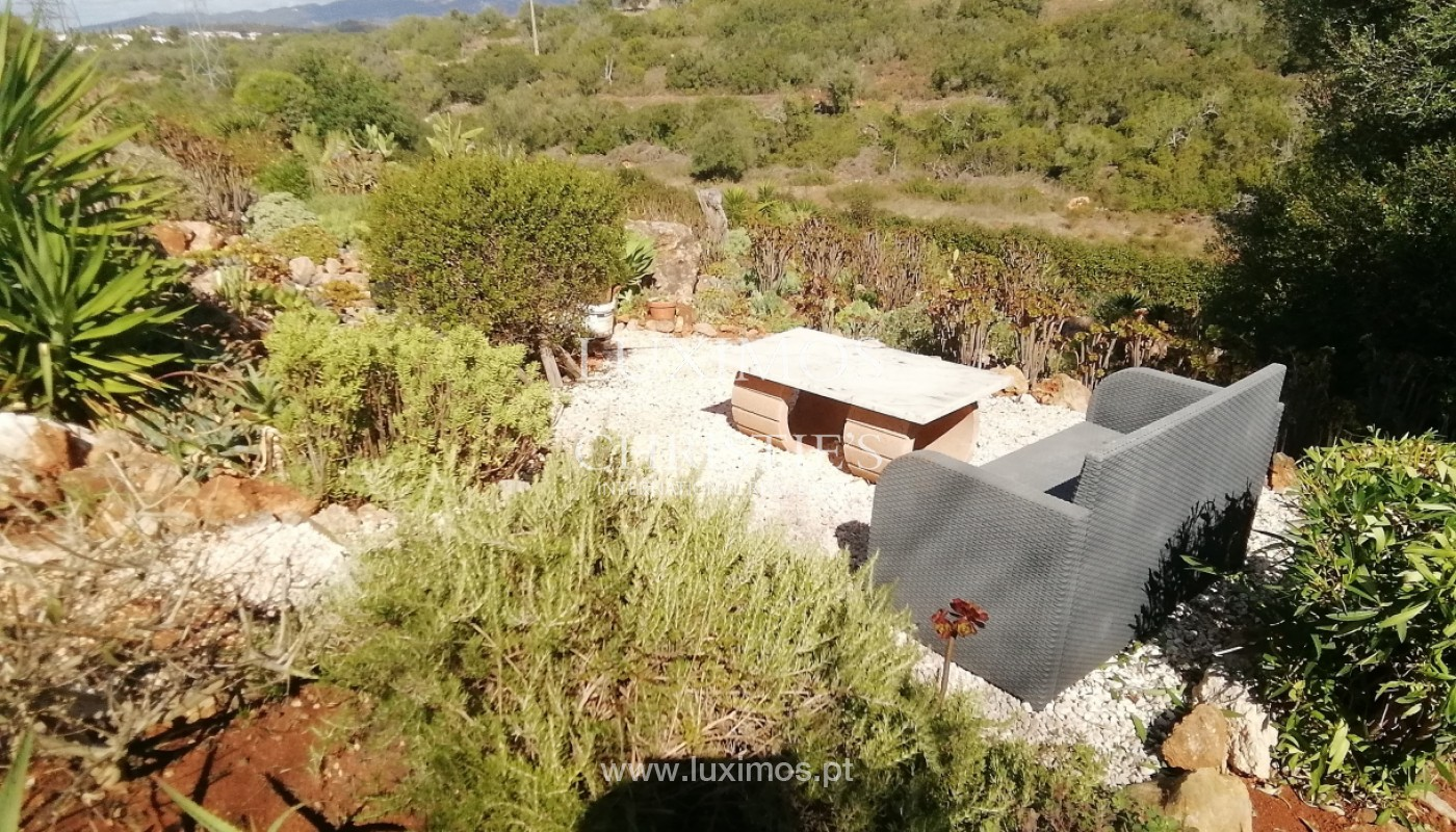 Villa with swimming pool and mountains views, near Alvor, Algarve_157203