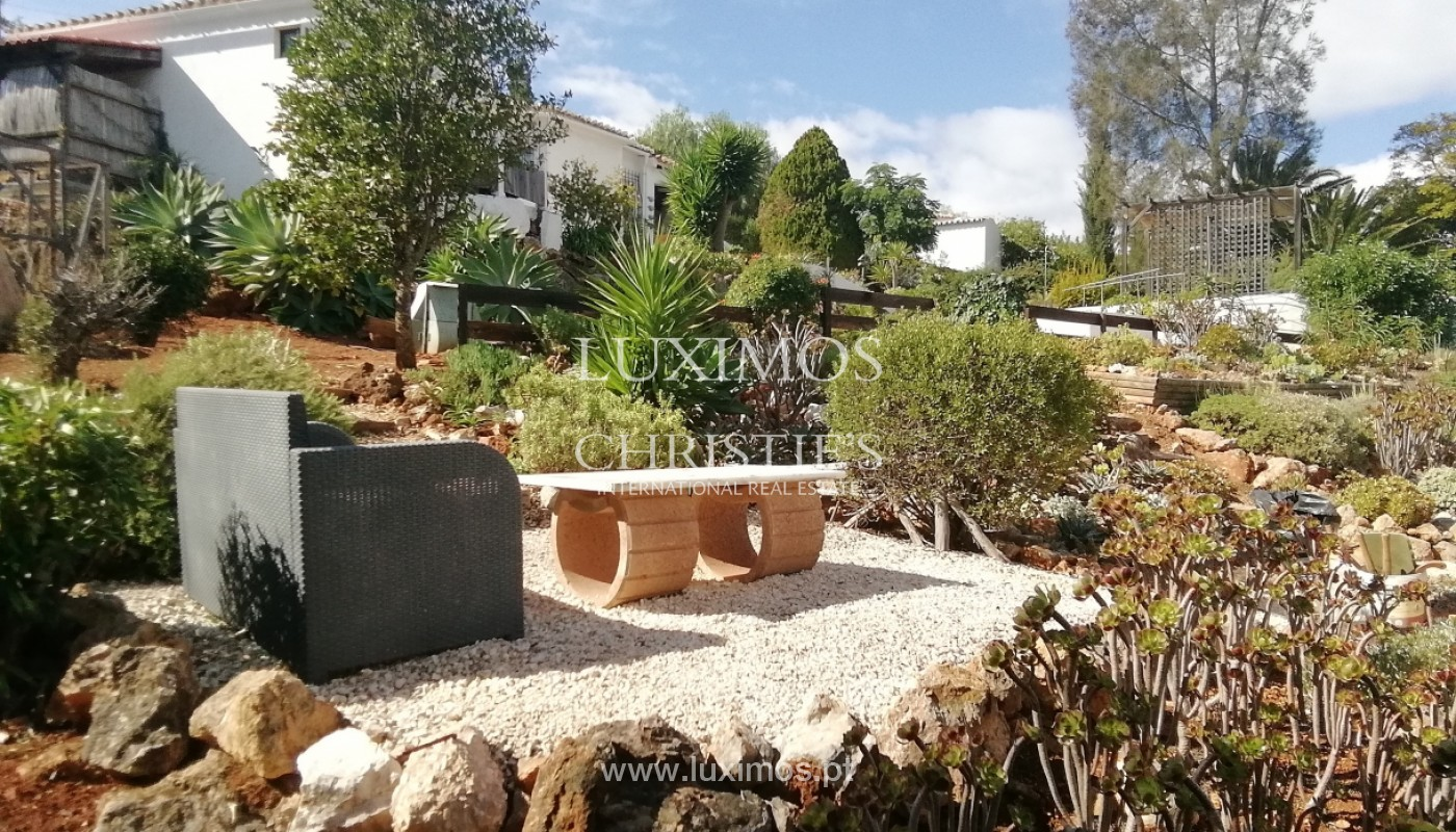 Villa with swimming pool and mountains views, near Alvor, Algarve_157205
