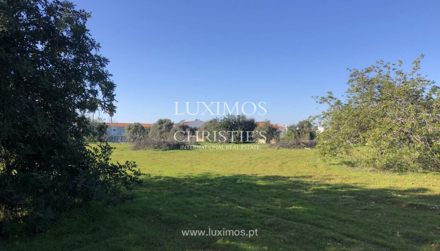 Parcelle avec viabilité de construction, Quarteira, Algarve_157420